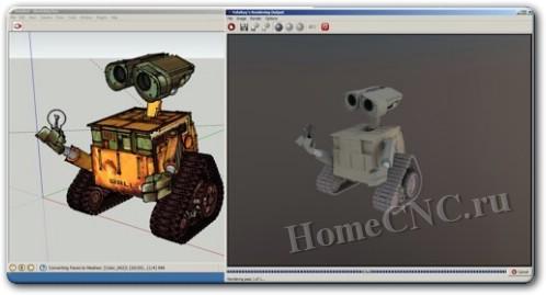 Как сделать модель для 3D принтера