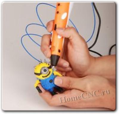 3D ручка для ребенка