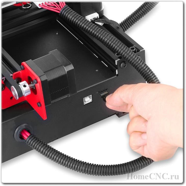 Обзор 3D принтера Alfawise U30 2.8 inch Touch Screen DIY Desktop 3D Printer