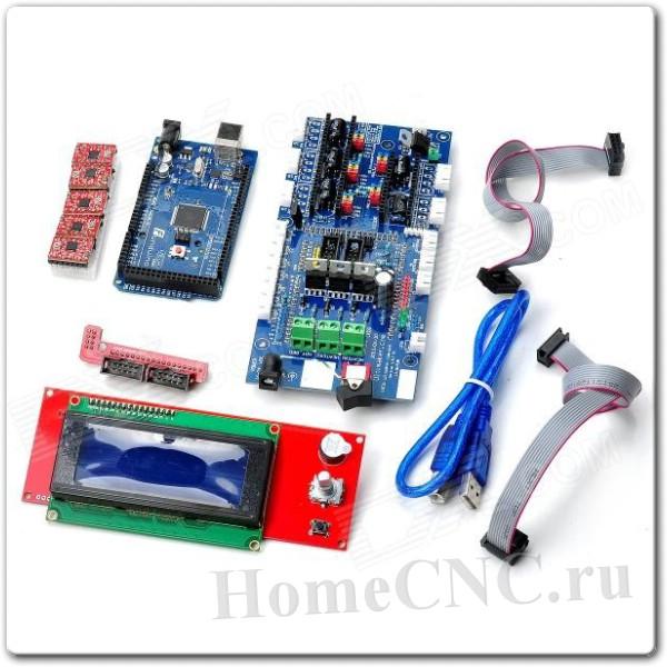 Электроника для 3D самодельного принтера
