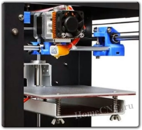 3D принтер Geeetech FDM Me Creator mini 3D Printer MK8 Extruder