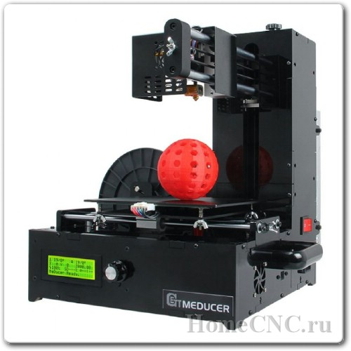 обзор Geeetech Me Ducer High Precision Personal 3D Printer