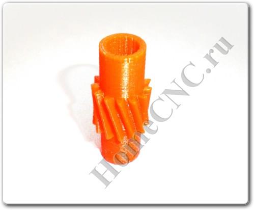 Печать нейлоном на 3D принтере
