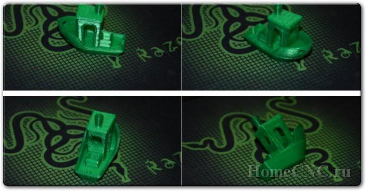 Aladdinbox SkyCube Printer: небольшой бюджетный 3D принтер