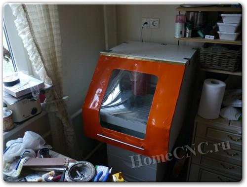 шумоизоляция ЧПУ станка и 3D принтера
