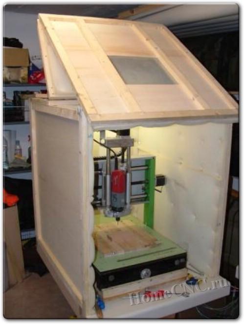 изготовление шумоизоляции для 3D принтера и ЧПУ станка