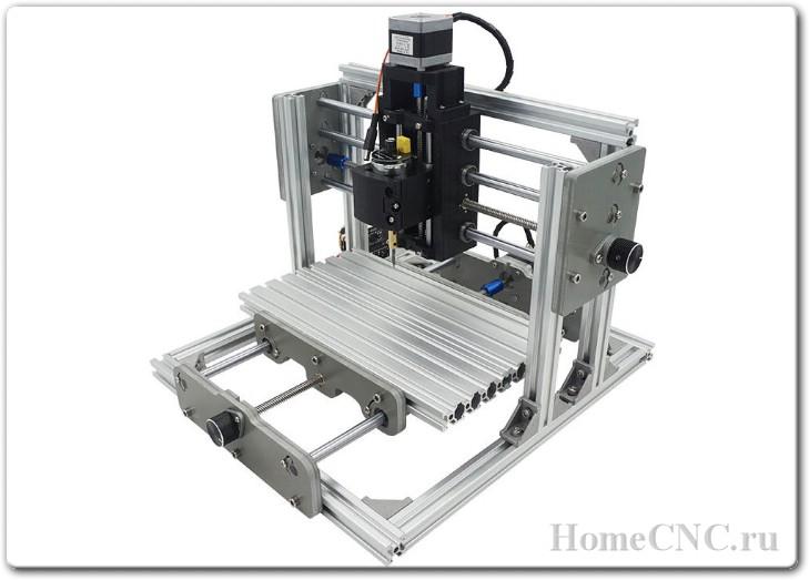 дешевый мини ЧПУ станок CNC - 2417