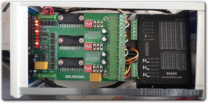 Когда лень елозить надфилем и вырезать лобзиком: гравировально-фрезерный станок CNC-6040