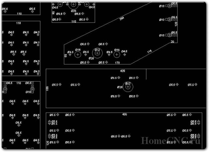 Фрезерный станок с ЧПУ в домашних (гаражных) условиях