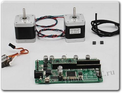 электроника ЧПУ станка для раскраски елочных игрушек