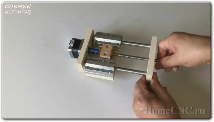 Как сделать самодельный ЧПУ фрезер из фанеры