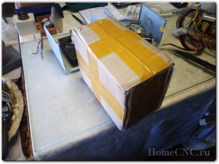 Электроника для самодельного ЧПУ станка