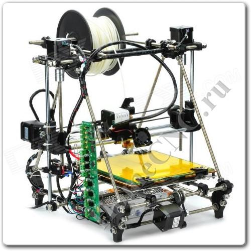 3D принтер Heacent 3DP01 DIY 3D