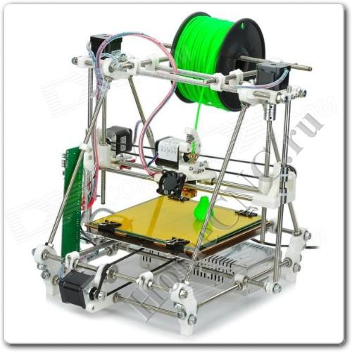 Heacent RepRap Prusa Mendel 3DP02 - набор для сборки 3D принтера своими руками