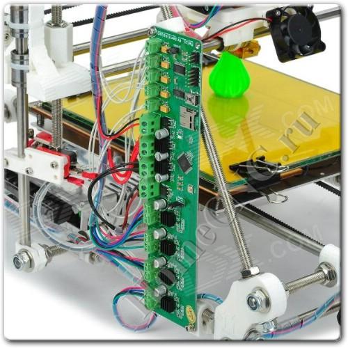 электроника 3D принтера Heacent RepRap Prusa Mendel 3DP02