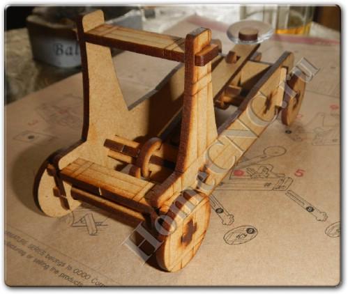 Как сделать механические игрушки своими руками