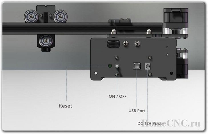 ЧПУ станок NEJE Master Laser Engraver