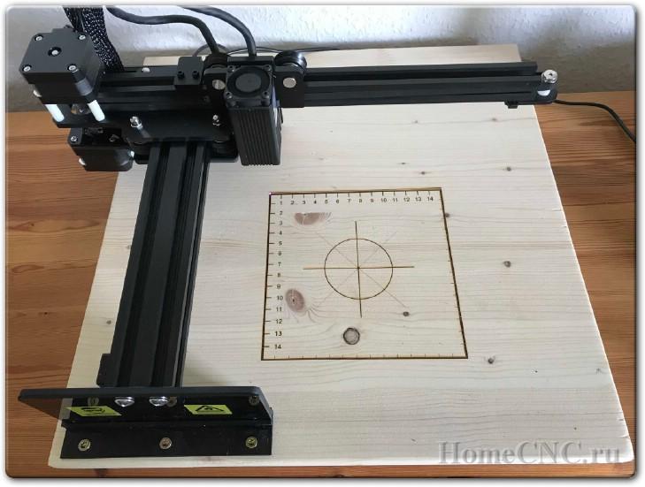Обзор NEJE Master Laser Engraver