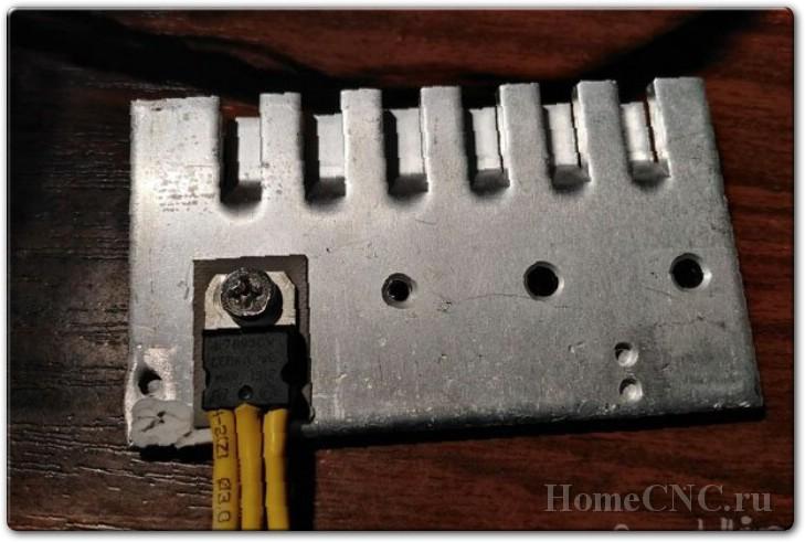 Лазерный гравер из старых принтеров