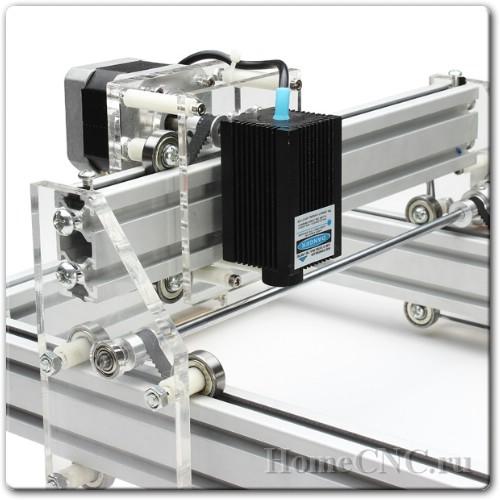 лазерная головка ЧПУ станка на 500mW Desktop DIY Violet Laser