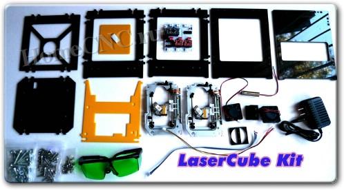 Комплект для сборки дешевого лазерного гравера