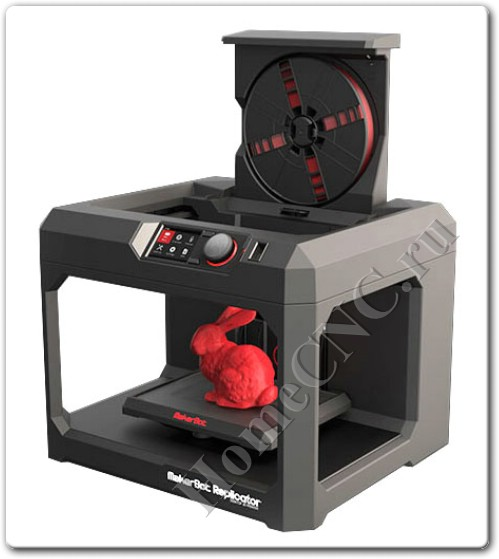 Катушка с PLA 3D принтера MakerBot Replicator