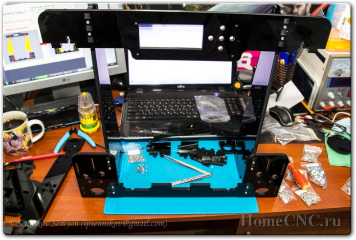 Обзор 3D принтера Anet A8. Сборка. Наладка. Примеры печати.