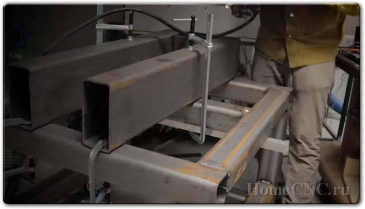 ЧПУ фрезер по металлу своими руками