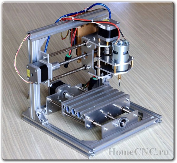 Купить ЧПУ станок T8 DIY CNC Engraver Printer Machine