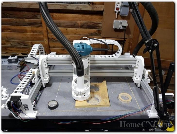 Как сделать ЧПУ станок на 3D принтере