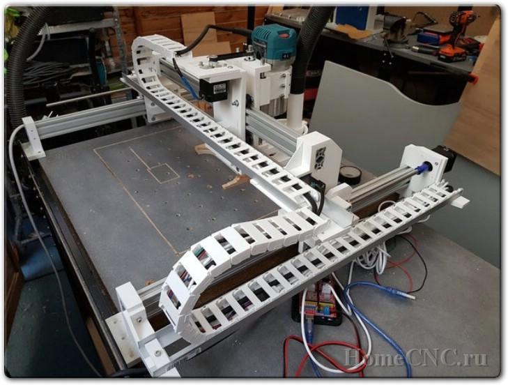 Как напечатать ЧПУ станок на 3D принтере