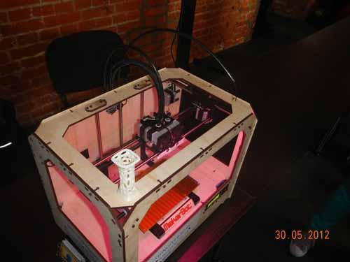 3d принтер на PHD