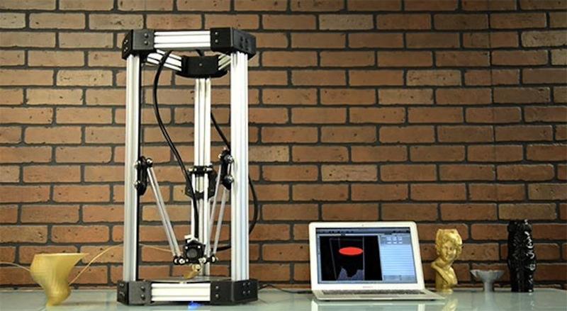 3D принтер DeltaMaker