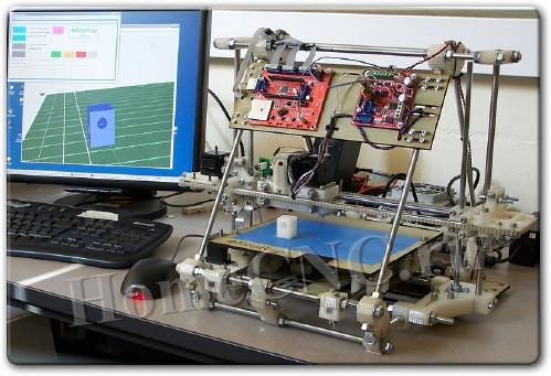 Чертежи 3D принтера